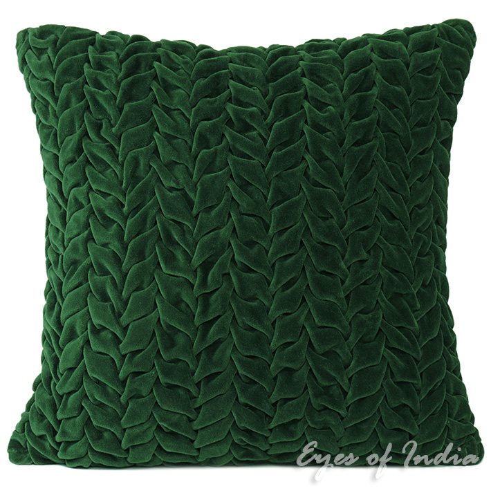 Quilted Decorative Pillow Covers : 16