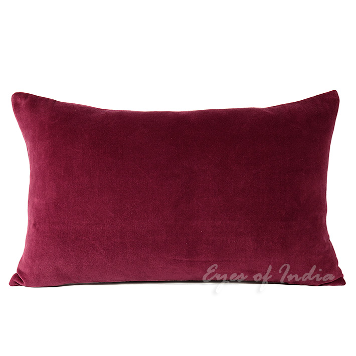 Throw Pillows For Burgundy Couch : 20