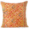 """Colorful Kantha Decorative Throw Pillow Cushion Cover - 18 X 18"""""""