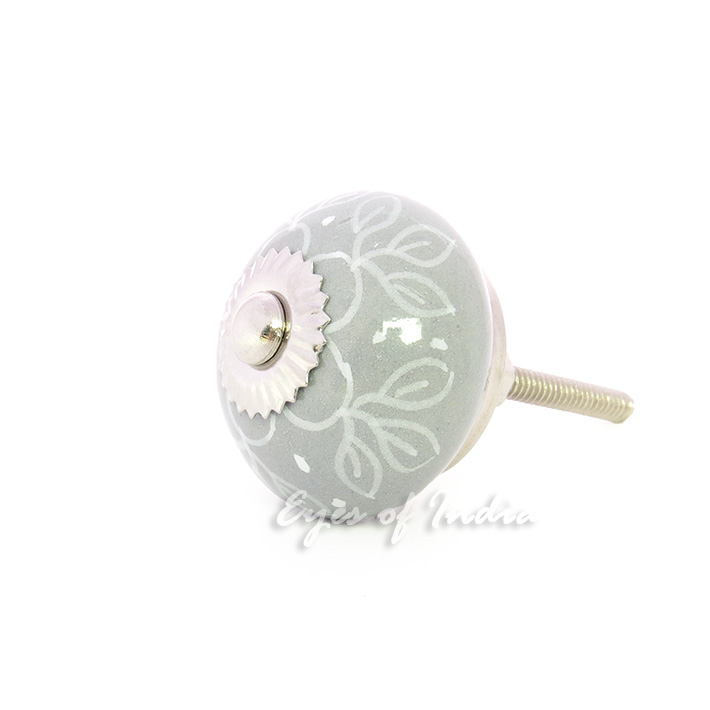 decorative ceramic cupboard door dresser cabinet knobs pulls handles