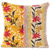 """Colorful Kantha Decorative Throw Pillow Cushion Cover - 16 X 16"""""""