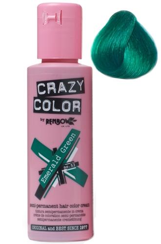 Crazy-Color-Semi-Permanent-Liquid-Cream-Hair-Colour-Dye-Tint-Pack-Bottle-100ml