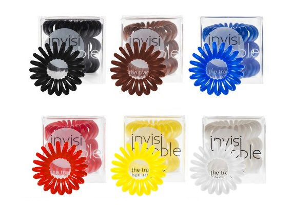 Invisibobble Traceless Hair Ring and Bracelet Band All Colours Available