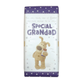 Boofle Special Grandad Bar Chocolate Gift