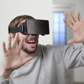 Immerse Smartphone Virtual Reality Headset