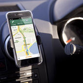 Smartphone Car Vent Clip On Phone Holder And Mount