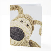 Pack of 10 Blank Boofle Note Cards