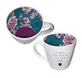 If Mums Were Flowers I'd Pick You Ceramic Inside Out Mug