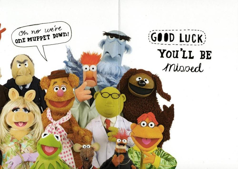the muppets sorry you re leaving card cards love kates retirement pictures clip art free retirement clip art free champagne