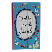Paper Salad Notes & Ideas Organiser Notebook Journal