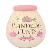 Handbag Fund Pots of Dreams Money Pot