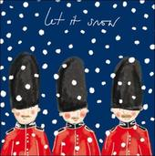 Pack of 5 Festive Duties ChildLine Charity Christmas Cards