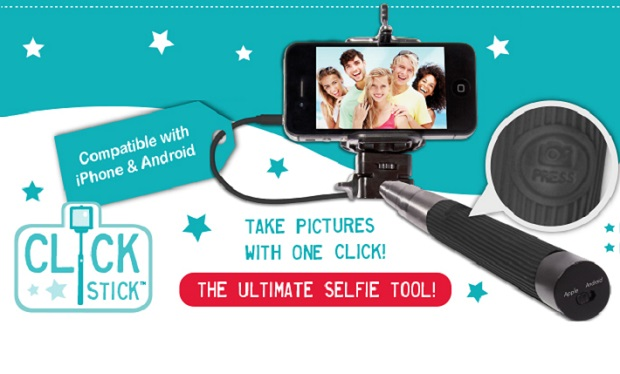 Red Hot Selfie Gadget