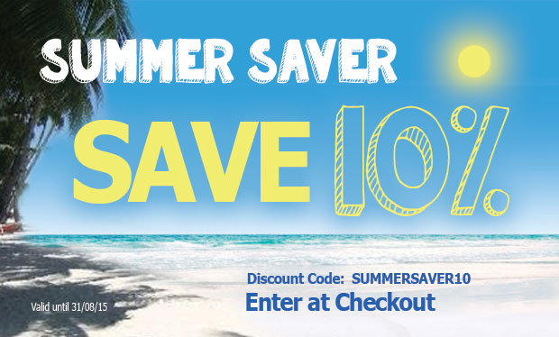 Save 10% Use Voucher Code