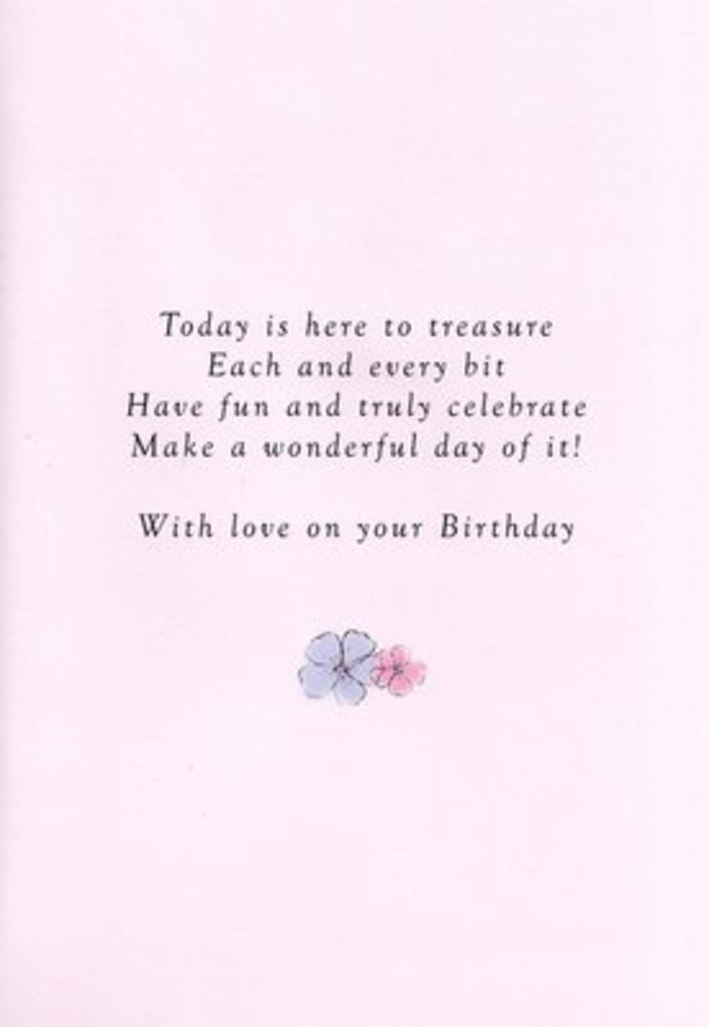mum birthday poetry in motion card  cards  love kates, Birthday card