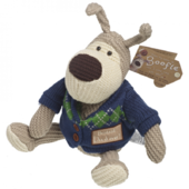 Boofle Bestest Dad Ever Father's Day Plush Toy
