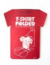 T-Shirt Folder Fold T-Shirts Perfectly Every Time Folding Cardboard Template
