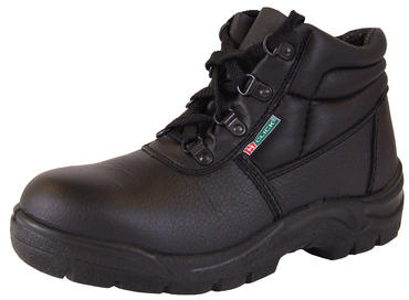Chukka Safety Work Boots
