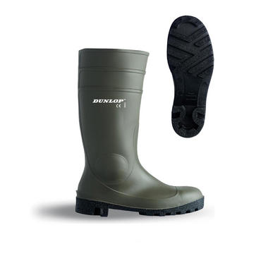 Dunlop Full Safety Wellies