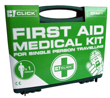 One Person First Aid Kit
