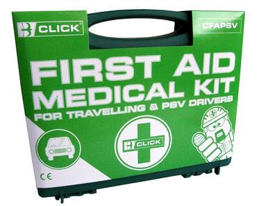 Passenger Service Vehicle First Aid Kit