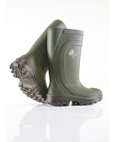 Bekina Thermolite Safety Welly Green