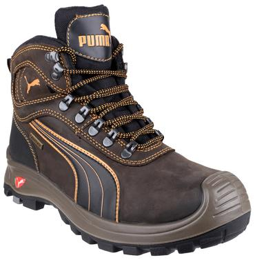 Puma Sierra Nevada Mid Safety Boots Thumbnail 1