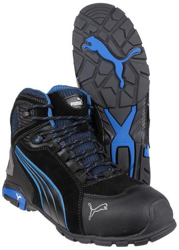 Puma Rio Mid Safety Boots Thumbnail 3