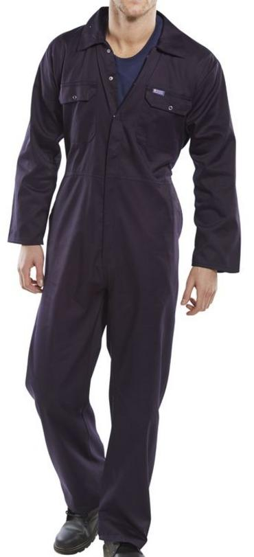 Click Polycotton Boilersuit  Thumbnail 4