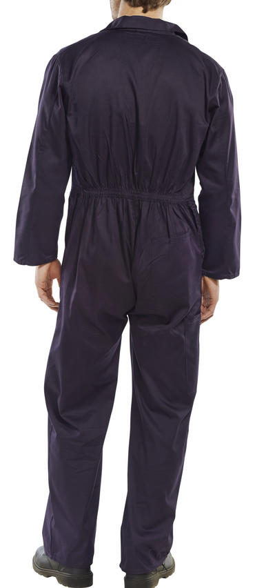 Click Polycotton Boilersuit  Thumbnail 5
