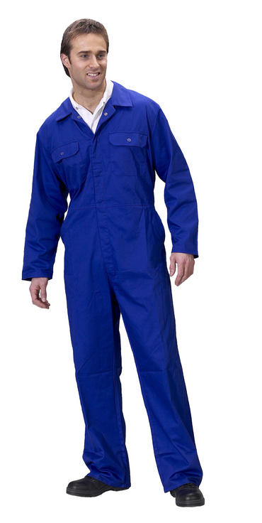 Click Polycotton Boilersuit  Thumbnail 2
