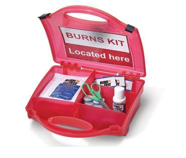 Click Medical Burns Kit