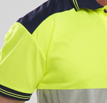Hi Viz Polo Shirt  Thumbnail 7