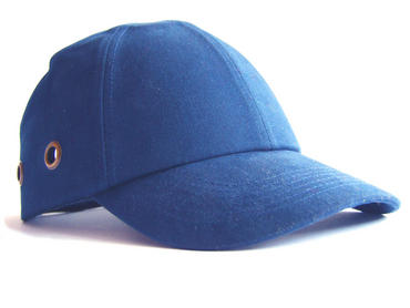 Safety Baseball Cap Royal Blue  Thumbnail 1