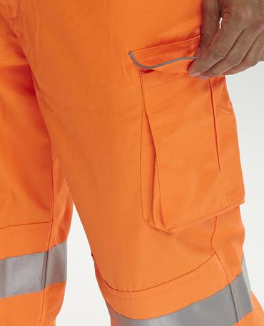Hi Viz Polycotton Trousers  Thumbnail 4
