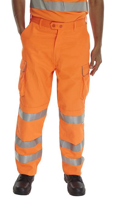 Hi Viz Polycotton Trousers