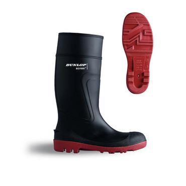 Dunlop Acifort Full Safety Wellies
