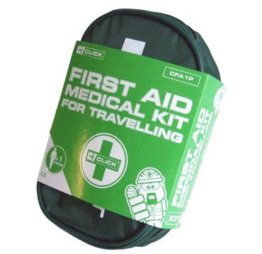 One Person First Aid Kit Pouch