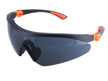 Click Traders Roma Safety Glasses Grey