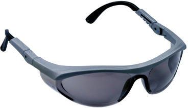 Utah Safety Glasses Grey