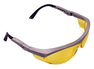 Utah Safety Glasses Yellow