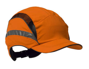 Scott HC23 Bump Cap Hi Viz Orange