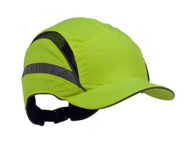 Scott HC23 Bump Cap Hi Viz Yellow
