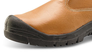 Click Lined Scuff Cap Rigger Work Boots Thumbnail 3