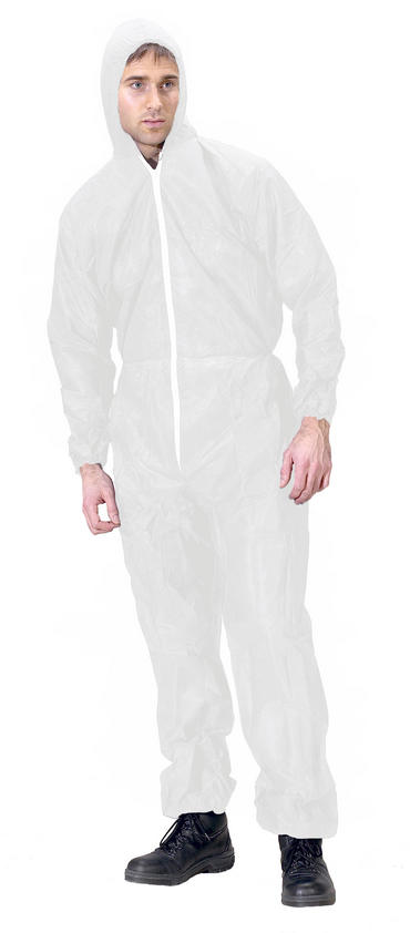 Click Once Disposable Suit White 10 Pack