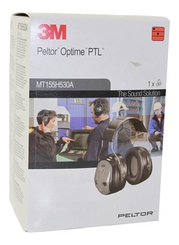 3M Peltor Push to Listen Electronic Ear Defenders  Thumbnail 3