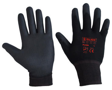 Nylon PU Palm Coated 10 Pack Work Gloves  Thumbnail 2