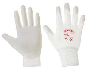 Nylon PU Palm Coated 10 Pack Work Gloves  Thumbnail 3