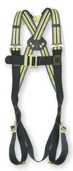 Full Safety Harness Rear Dorsal D Ring Attachment Point