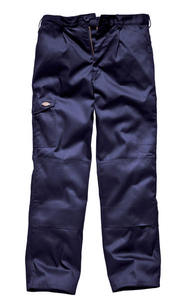 Dickies Super Redhawk Trousers WD884 Black/Navy Thumbnail 2